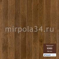 Паркетная доска Tarkett Rumba Oak Lava BR MDB PL