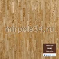 Паркетная доска Tarkett Salsa Oak Premium PL TL